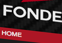 Fondera website design